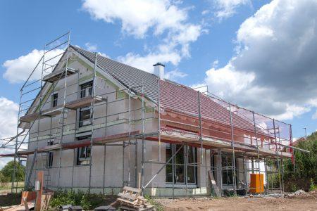 Les différents intervenants dans la construction d'une maison