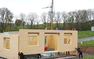 Maison préfabriquée optez pour une construction fiable et rapide